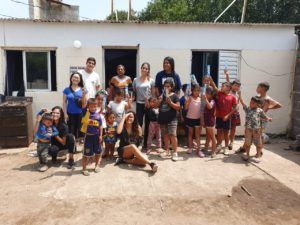 Voluntariado com a AIESEC