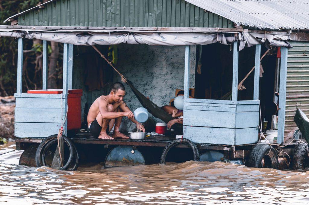 Problemas ambientais, enchentes