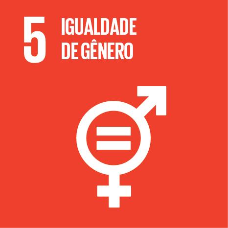 ods 5 - igualdade de gênero