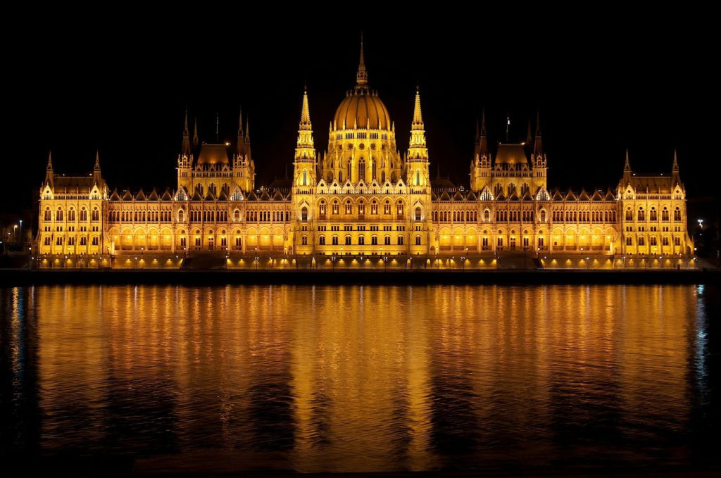hungria-parlamento