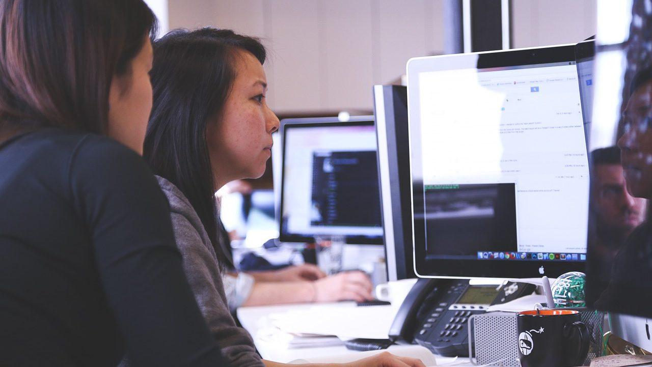 startup, business, pessoas, escritório, crescer